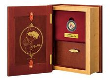 20th Anniversary Detective Conan Official Gold Coin with Music Box Case, Japan