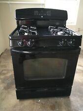 New listing Ge Gas Range Stove Oven Black Jgbp33Dem7Bb