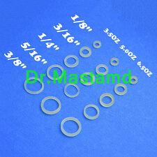 Dental Orthodontic Rubber bands Ortho Elastics bands (15sizes/forces) 1500pcs