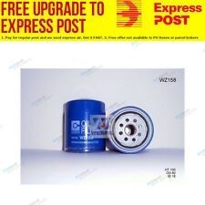 Wesfil Oil Filter WZ158
