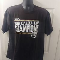 Hershey Bears Calder Cup  T-Shirt 2010 xl