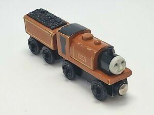 Thomas & Friends Wooden Railway Train Duke & Tender Learning Curve