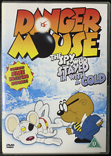 Danger Mouse: The Spy Who Stayed in With a Cold DVD (2006) Brian Cosgrove cert