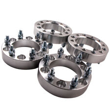 38MM 6 STUD WHEEL SPACERS 6x139.7 FOR Toyota LANDCRUISER PATROL PAJERO HILUX 24