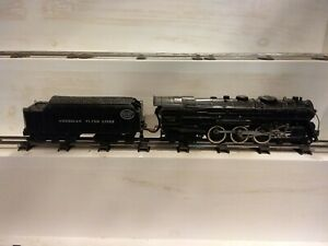 326 American Flyer Hudson steam engine