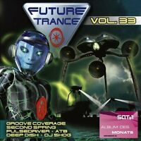 Future Trance 33 (2005) Groove Coverage, Crazy Frog, Lacuna, Gollum & Y.. [2 CD]
