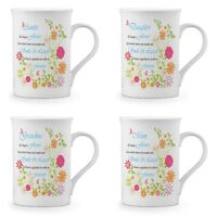 If I Had A Flower For Every Time You Made Me Smile Gift Fine Bone China Mug