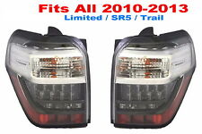 TOYOTA 4RUNNER 2011 2012 2013 LED TAILLIGHTS REAR NEW PAIR - Fit ALL Models