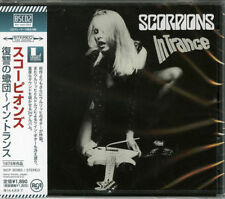 SCORPIONS-IN TRANCE-JAPAN BLU-SPEC CD2 D73