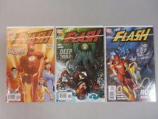 Flash(1987)- #231, 232 & 233 - Vf/Nm - Dc - 1St Print