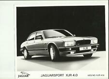 "JAGUARSPORT XJR 4.0 PRESS PHOTO"" brochure related"""