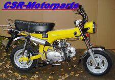 Auspuff Skyteam 125 50 Honda Dax Krümmer Muffler Schalldämpfer Tuning TPSI NEU