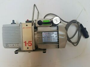 Edwards E2M1.5. Rotary Vacuum Pump.