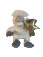 Rudolph Abominable Snowman Bumble Happy New Year 2000 Plush Stuffed CVS New