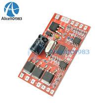 12A 144W 3 Channel DMX512 Decoder Board LED DJ RGB Stage Lighting Driver Module