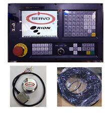 SERVO 2 AXES CNC CONTROL PANEL FOR LATHE, OKUMA,HITACHI,CINCINNATI,MORI-SEIKI