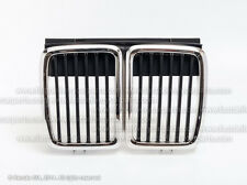 BMW 3 E30 1982->1991 grille center chrom/black new 51131884350