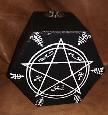 Supernatural-Inspired Curse Box (Style #2, Golden Embossed)