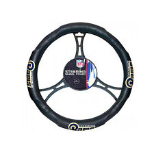 "Football Los Angeles LA Rams Steering Wheel Cover Universal 14.5""-15.5"""