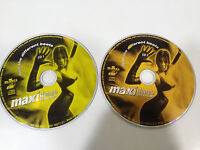 MAXI DANCE SENSATION FEEL THE DIFFERENT BEATS - 2 X CD - SIN CAJA