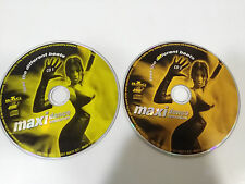 MAXI DANCE SENSATION FEEL THE RYTHMES DIFFÉRENTS - 2 X CD - SIN BOÎTE