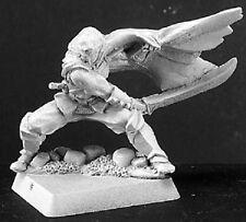 Bloodseeker Vampire Necropolis Reaper Miniature Warlord Undead Fighter Melee RPG