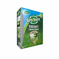 Westland Gro-Sure Smart Grass Lawn Seed Coated with Aqua Gel  1kg