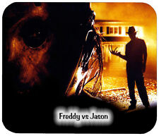 FREDDY VS JASON MOUSE PAD - 1/4 IN. TV HORROR MOVIE MOUSEPAD