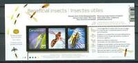 Canada #2409b 2012 Beneficial Insects Souvenir Sheet MNH
