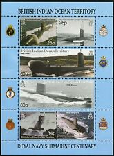 British Indian Ocean   2001   Scott # 230   MNH Souvenir Sheet