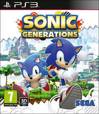Sonic Generations PS3 *in Excellent Condition*