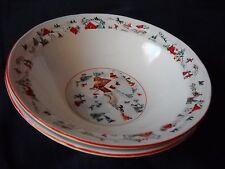 Katherine Babonovsky White Christmas soup/cereal bowl (6 sets available)