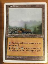 MTG - BOSCAGLIA (BRUSHLAND) -NM- MAGIC THE GATHERING