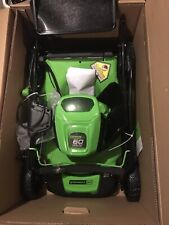 """New Greenworks 21"""" Pro Cordless Push Lawn Mower 60v Tool Only"""