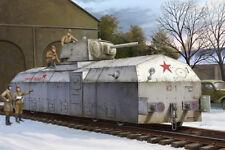 Hobbyboss 1/72 DE RUSIA ARMADO Tren #82912