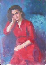 ARMENIAN ART GALLERY,Soviet Realism,Portrait Painting,Armenia 1957,Armenien,HARU