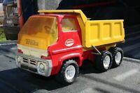 Tonka Gas COE Cab Dump Truck - pressed steel