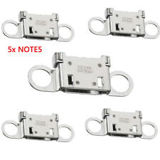 5 x USB Charging Port Dock Connector Jack For Samsung Galaxy NOTE 5 N920A N920V