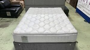 Sealy Quantum Edge 1500 Geltex Pillowtop Mattress 5FT King size RRP £795