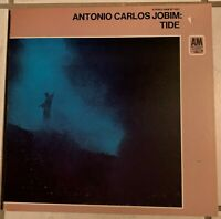 ANTONIO CARLOS JOBIM~Pre-Owned LP-TIDE-RARELY PLAYED