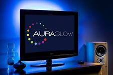 Colour Changing5v LED Strip USB TV Back Light Lighting Kit by Auraglow