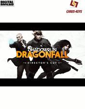 Shadowrun Dragonfall - Director's Cut STEAM Key Pc Game Download Code [DE] [EU]