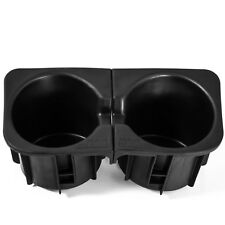 Cup Holder Insert Fits 05-17 Toyota Tacoma Black Center Console Right Left
