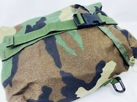 New US military Sustainment Pouch Woodland Molle MRE Ammo Utility Supply Bag