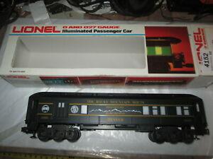 Lionel 7205 TCA 1982 Convention car Denver Passenger car.