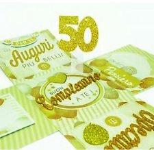 Skatush Explosion Box - Scatola Auguri / Regalo - BUON COMPLEANNO 50 Anni