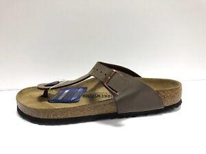 Birkenstock Gizeh Mens Sandal Mocca 0043751 EUR45 US12 M