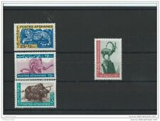 LOT : 102015/530A - AFGHANISTAN 1964 - YT N° 756/759 NEUF SANS CHARNIERE ** (MNH