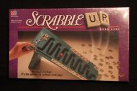 VINTAGE SCRABBLE UP WORD GAME BOARD GAME BY MILTON BRADLEY SEALED ORIGINAL BOX