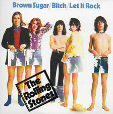 ★☆★ CD Single The ROLLING STONES Brown sugar 3-track CARD SLEEVE  ★☆★